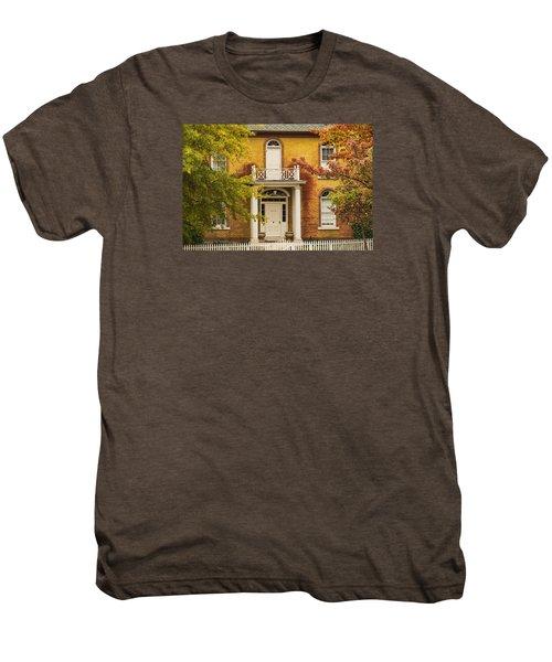 Crooked White Fence Men's Premium T-Shirt