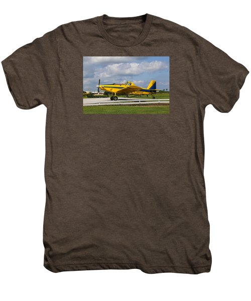 Crop Duster Men's Premium T-Shirt