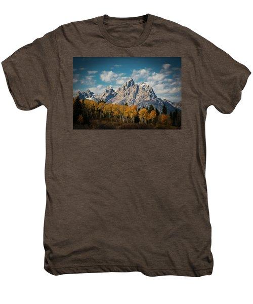 Crown For Tetons Men's Premium T-Shirt
