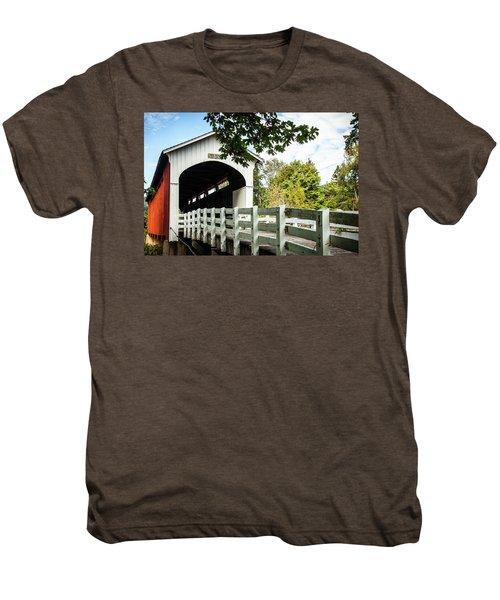 Currin Bridge Men's Premium T-Shirt