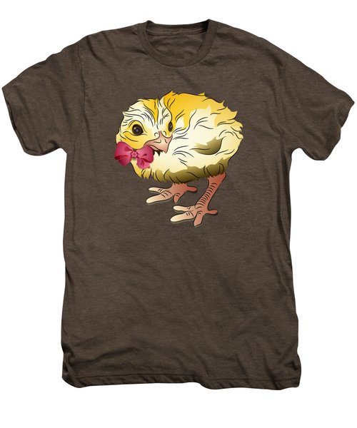 Cute Chick Men's Premium T-Shirt