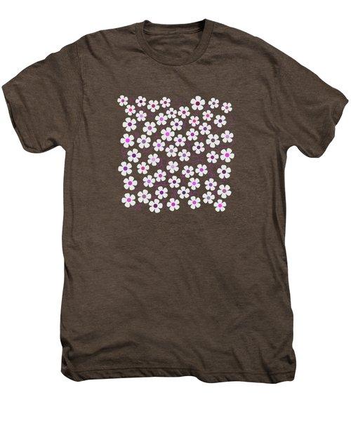 Daisy Chain Men's Premium T-Shirt