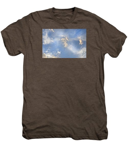 Dancing Clouds Men's Premium T-Shirt
