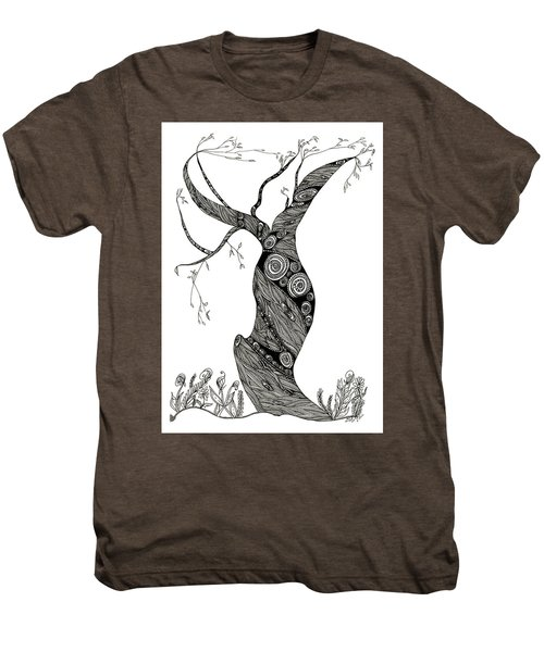 Dancing Tree Men's Premium T-Shirt