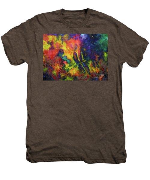 Darling Darker Dragonfly Men's Premium T-Shirt