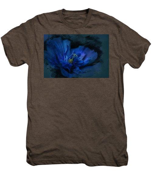 Deep Blue Men's Premium T-Shirt