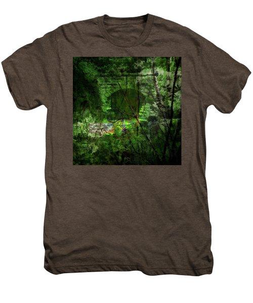 Delaware Green Men's Premium T-Shirt