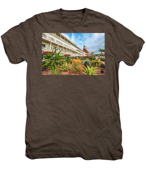 Desert Del Men's Premium T-Shirt