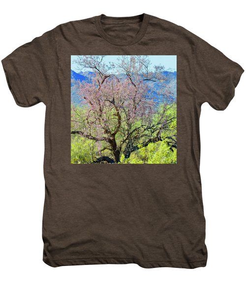 Desert Ironwood Beauty Men's Premium T-Shirt