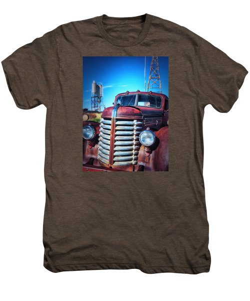 Diamond T Men's Premium T-Shirt