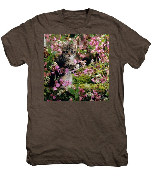 Don't Pick The Flowers Men's Premium T-Shirt