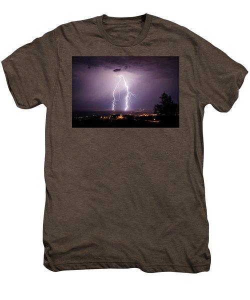 Double Trouble Men's Premium T-Shirt