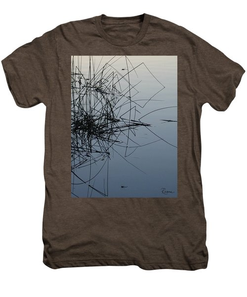 Dragonfly Reflections Men's Premium T-Shirt