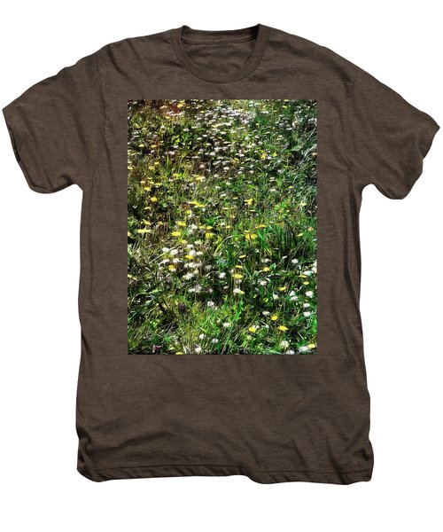 Early Spring Beauty In Umbria Men's Premium T-Shirt