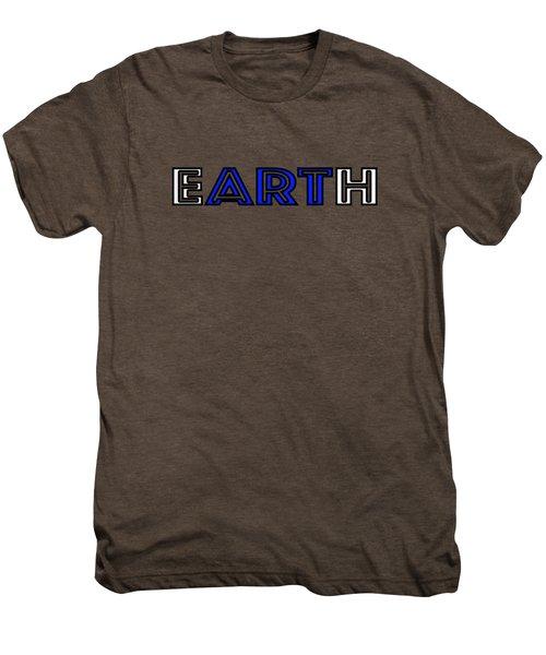 Earth Art Men's Premium T-Shirt