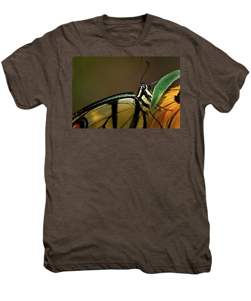 Eastern Tiger Swallowtail Butterfly Men's Premium T-Shirt