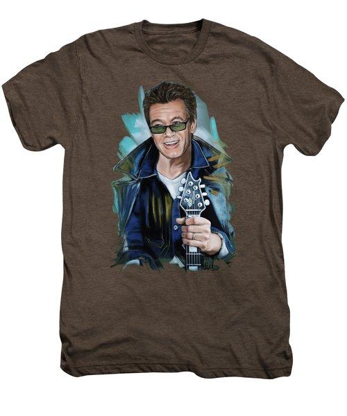 Eddie Van Halen Men's Premium T-Shirt