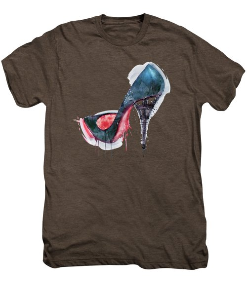 Eiffel Tower Shoe Men's Premium T-Shirt