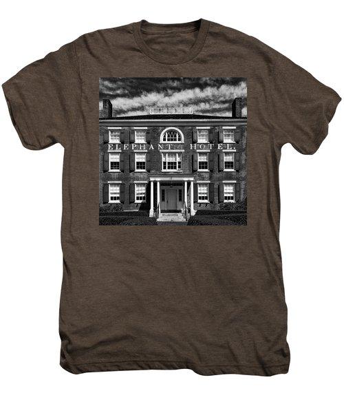 Elephant Hotel Men's Premium T-Shirt