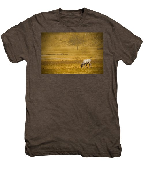 Elk Men's Premium T-Shirt