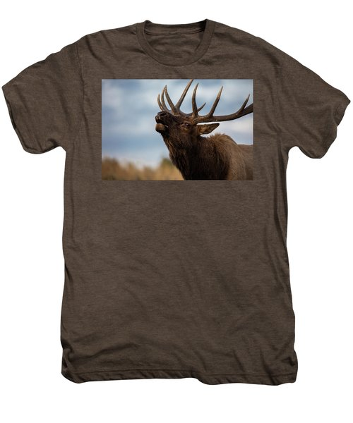 Elk's Screem Men's Premium T-Shirt