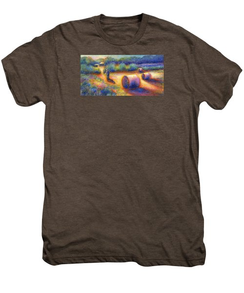 End Of A Well Spent Day Men's Premium T-Shirt