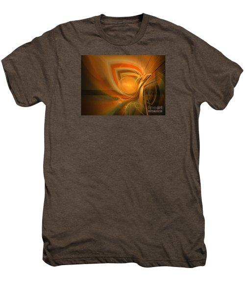 Equilibrium - Abstract Art Men's Premium T-Shirt