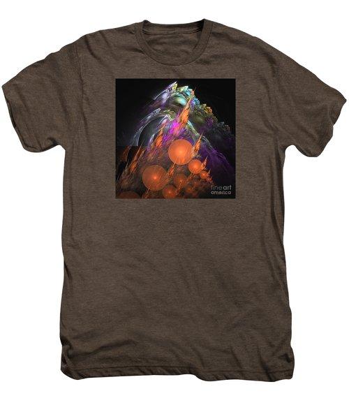 Exuberant - Abstract Art Men's Premium T-Shirt