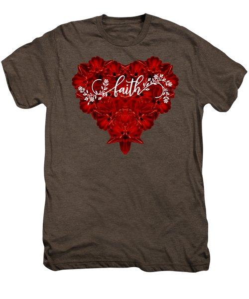 Faith Tee Men's Premium T-Shirt