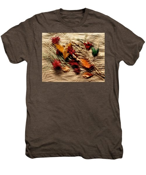 Fall Foliage Still Life Men's Premium T-Shirt