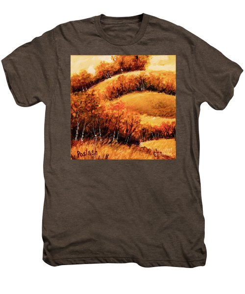 Fall Men's Premium T-Shirt