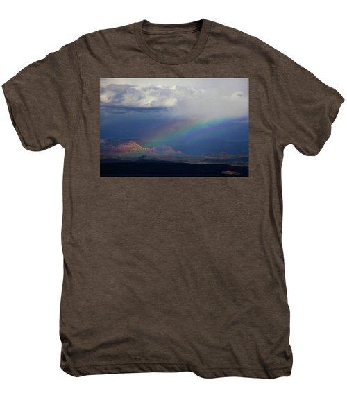 Fat Rainbow, Sedona Az Men's Premium T-Shirt