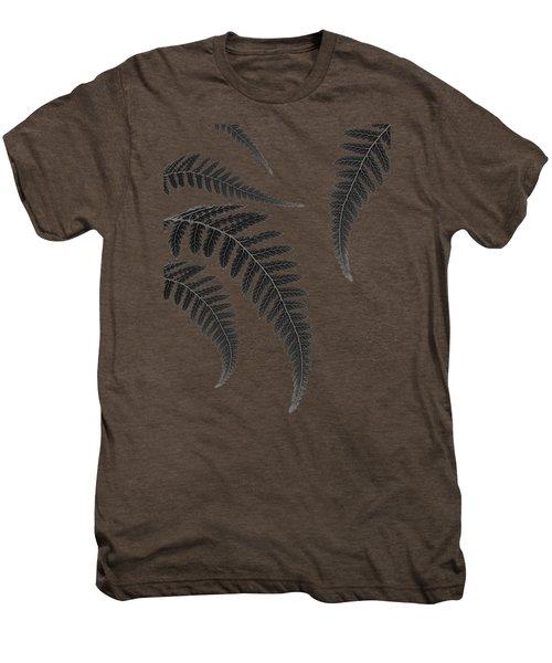Fern Leaves Men's Premium T-Shirt