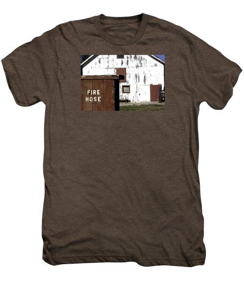 Fire Hose Men's Premium T-Shirt