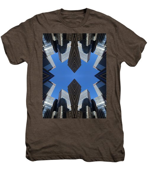 Nyc No. 14 Men's Premium T-Shirt