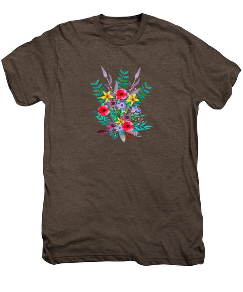 Just Flora Men's Premium T-Shirt