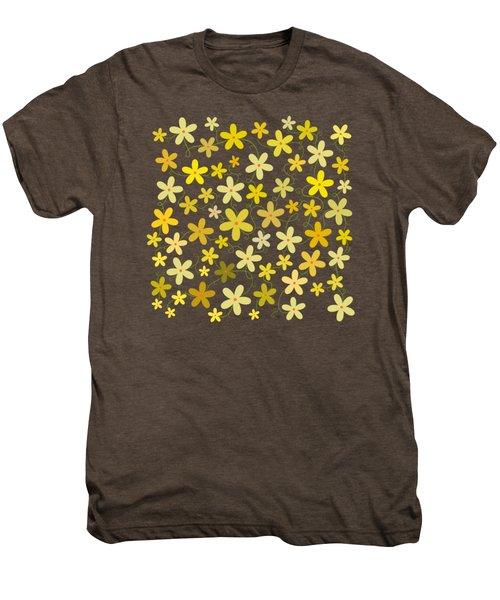 Flower Folly Men's Premium T-Shirt