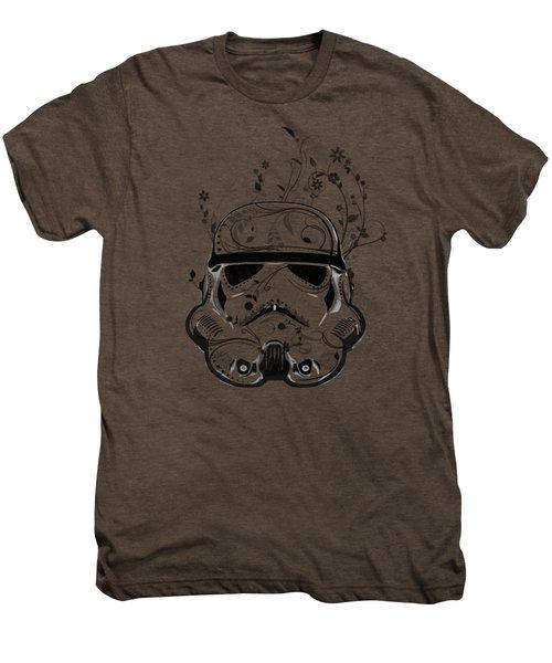 Flower Trooper Men's Premium T-Shirt