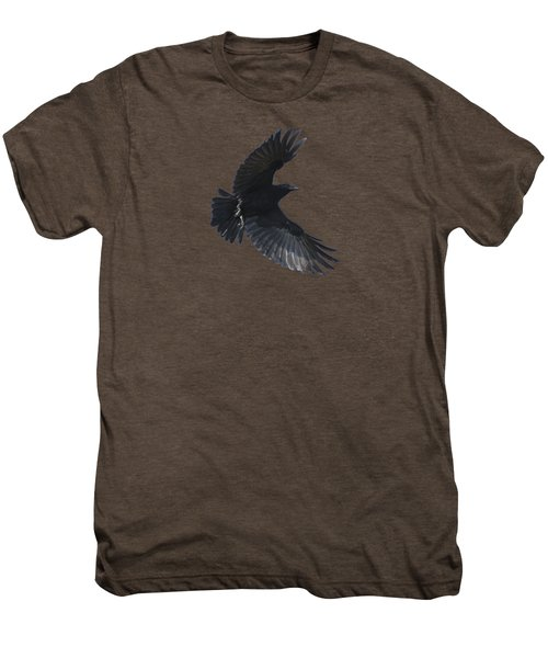 Flying Crow Men's Premium T-Shirt
