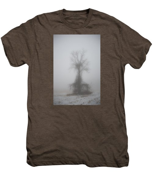 Foggy Walnut Men's Premium T-Shirt