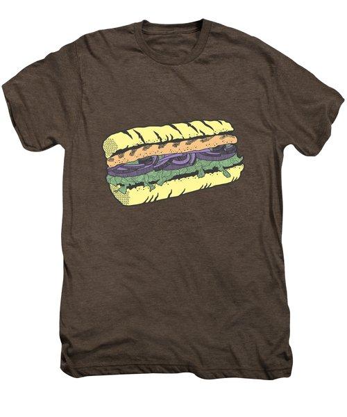 Food Masquerade Men's Premium T-Shirt
