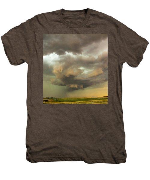 Forces Of Nebraska Nature 028 Men's Premium T-Shirt