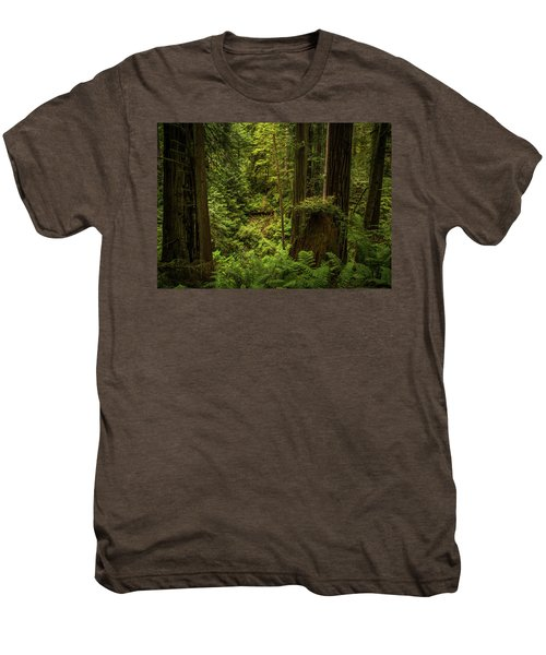 Forest Primeval Men's Premium T-Shirt