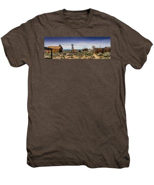 Fort Rock Museum Men's Premium T-Shirt