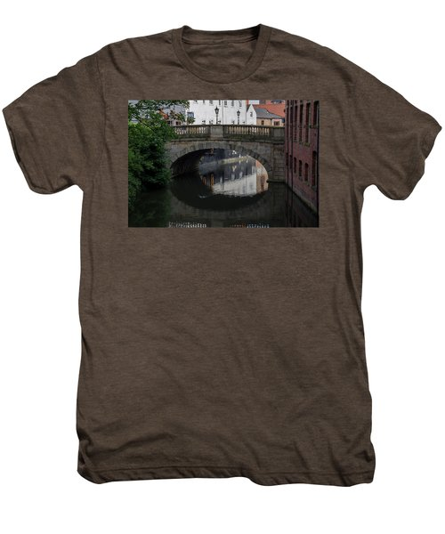Foss Bridge - York Men's Premium T-Shirt