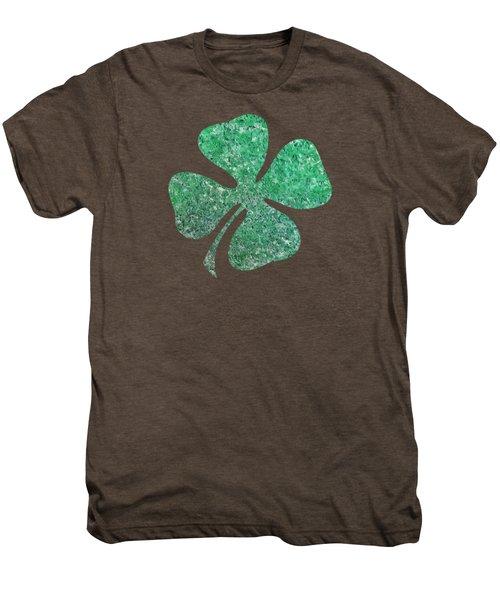 Four Leaf Clover Men's Premium T-Shirt