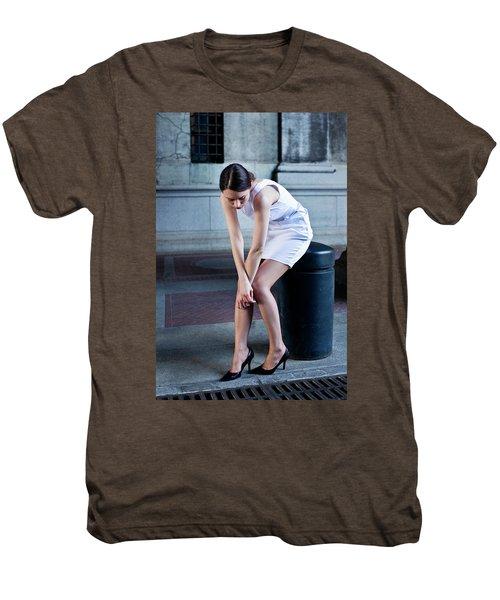 Fragile Men's Premium T-Shirt