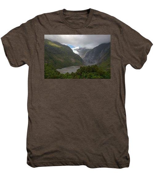 Franz Josef Glacier  Men's Premium T-Shirt