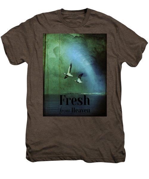 Fresh From Heaven Men's Premium T-Shirt