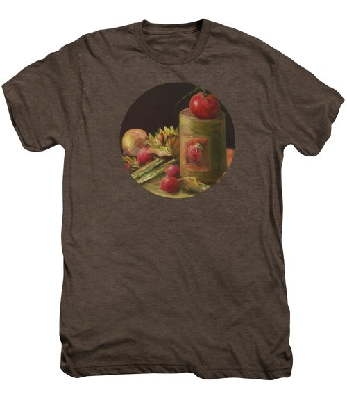 Freshly Picked Men's Premium T-Shirt by Mary Wolf